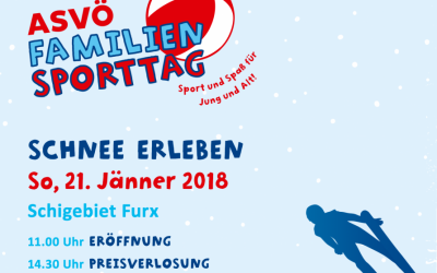 1. ASVÖ-Familiensporttag am 21.02.2018