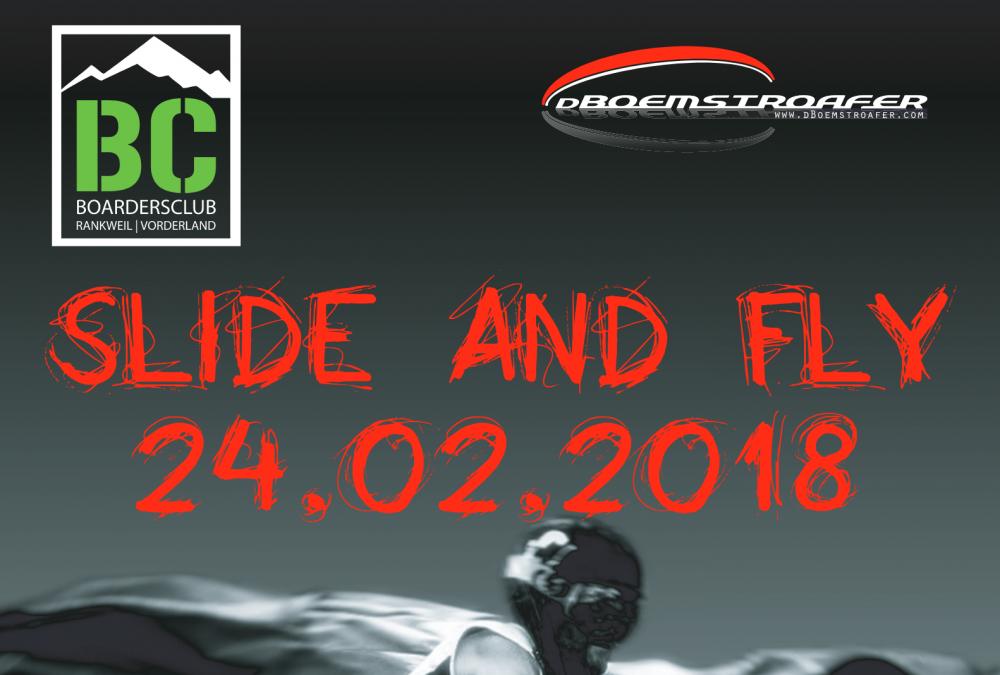 Slide & Fly 2018