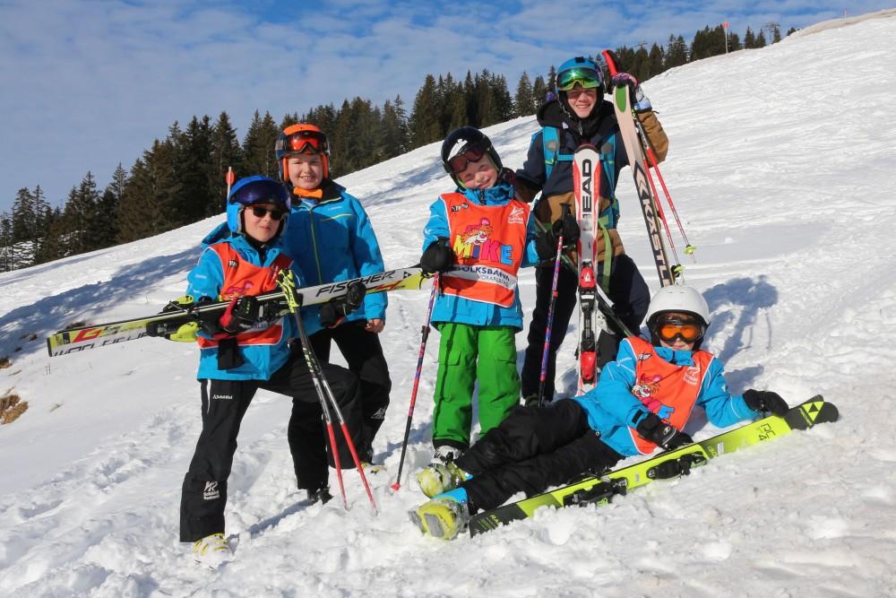 Familiensporttag am Sonntag, 24.2.2019