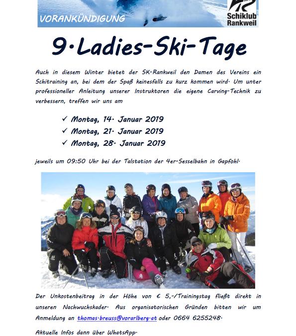 9. Ladies-Ski-Tage