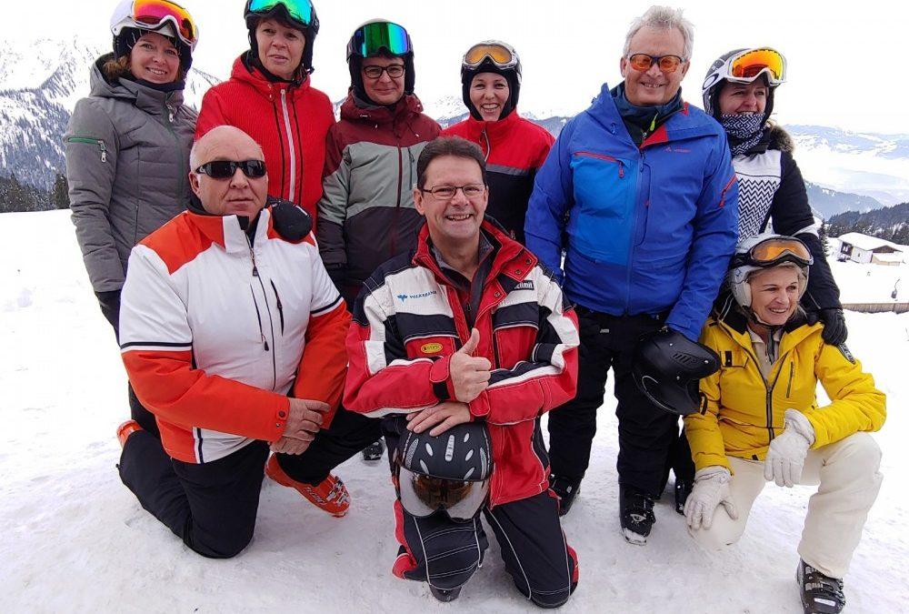 Erfolgreicher erster Ladies-Ski-Tag 2019