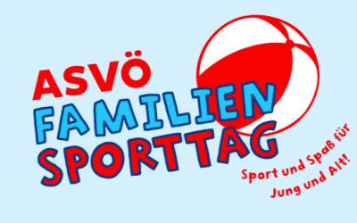 ASVÖ – Familien Sporttag 2021